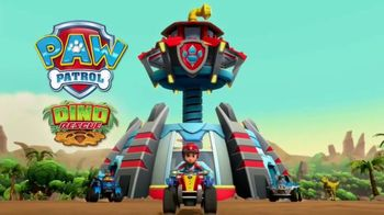 PAW Patrol Dino Rescue Headquarters TV Spot, 'Get Your Dino Mission' - Thumbnail 2