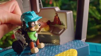 PAW Patrol Dino Rescue Headquarters TV Spot, 'Get Your Dino Mission' - Thumbnail 4