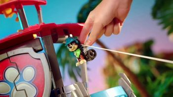 PAW Patrol Dino Rescue Headquarters TV Spot, 'Get Your Dino Mission' - Thumbnail 6