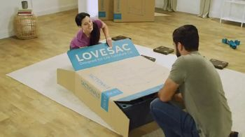 Lovesac TV Spot, 'A Lifetime of Comfort: 30% Off for Veterans Day' Song by Forever Friends - Thumbnail 1
