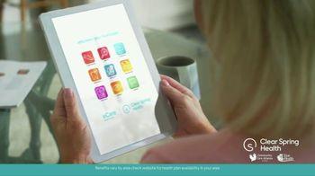 Clear Spring Health Medicare Advantage Plan eCare Experience Tablet TV Spot, 'Margaret'