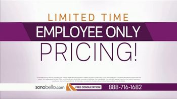 Sono Bello Employee Only Pricing TV Spot, 'Is This Fat' - Thumbnail 9