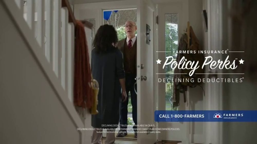 Farmers Insurance Policy Perks TV Commercial ...