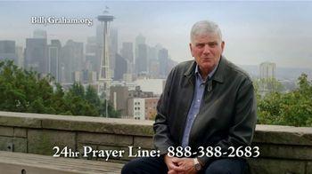 Billy Graham Evangelistic Association TV Spot, 'Unrest in Seattle' - Thumbnail 3