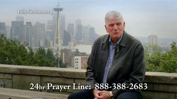 Billy Graham Evangelistic Association TV Spot, 'Unrest in Seattle' - Thumbnail 4