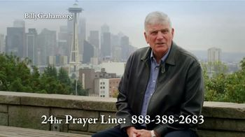 Billy Graham Evangelistic Association TV Spot, 'Unrest in Seattle'