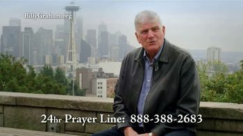 Billy Graham Evangelistic Association TV Spot, 'Unrest in Seattle' - Thumbnail 7