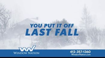 Window Nation TV Spot, 'Never Again: House of Windows for $75 a Month' - Thumbnail 1