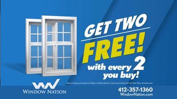 Window Nation TV Spot, 'Never Again: House of Windows for $75 a Month' - Thumbnail 5