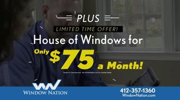 Window Nation TV Spot, 'Never Again: House of Windows for $75 a Month' - Thumbnail 6