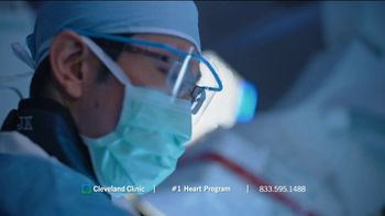Cleveland Clinic TV Spot, 'Number One Heart Program' - Thumbnail 4