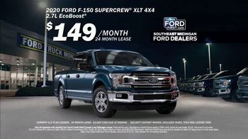 Ford Truck Month TV Spot, 'Current A/Z Plan Lessees: F-150' [T2] - Thumbnail 2