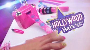 Hollywood Hair Extension Maker TV Spot, 'Fire Looks: So Easy'
