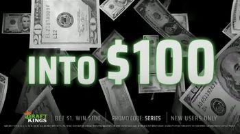 DraftKings Sportsbook TV Spot, 'Baseball's Championship Series: Bet $1 to Win $100' - Thumbnail 7
