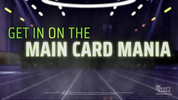 DraftKings Sportsbook TV Spot, 'UFC 254: Bet $1 to Win $100' - Thumbnail 1