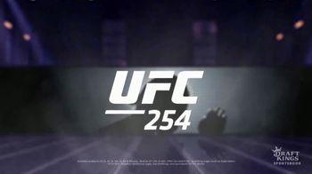 DraftKings Sportsbook TV Spot, 'UFC 254: Bet $1 to Win $100' - Thumbnail 2