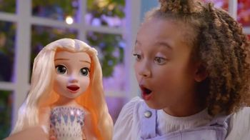 Disney Frozen II Magic in Motion Queen Elsa TV Spot, 'She Sings'