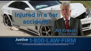 1-800-LAW-FIRM TV Spot, 'Confused' - Thumbnail 2