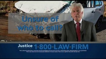 1-800-LAW-FIRM TV Spot, 'Confused' - Thumbnail 5