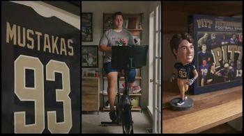 Peloton TV Spot, 'D1 Athletes' Featuring Gus Mustakas - Thumbnail 10