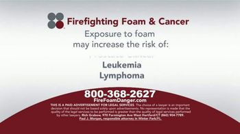 Sokolove Law TV Spot, 'Firefighting Foam & Cancer' - Thumbnail 4
