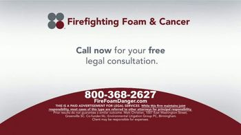 Sokolove Law TV Spot, 'Firefighting Foam & Cancer' - Thumbnail 6