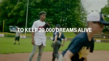 T-Mobile TV Spot, 'Keeping Big League Dreams Alive: Little League Call Up Grant Program' - Thumbnail 6