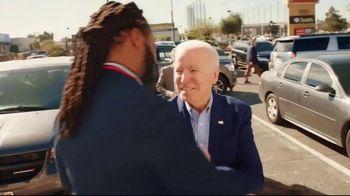 Biden for President TV Spot, 'Go From There' - Thumbnail 6