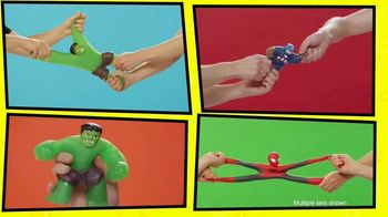 Marvel Heroes of Goo Jit Zu TV Spot, 'Gooier Than Ever' - Thumbnail 1