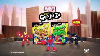 Marvel Heroes of Goo Jit Zu TV Spot, 'Gooier Than Ever' - Thumbnail 8