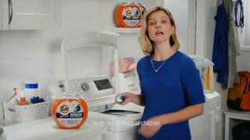 Tide Hygienic Clean Heavy Duty TV Spot, 'Hygienic Clean You Can Trust' - Thumbnail 4