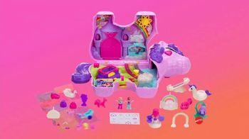 Polly Pocket Unicorn Party Play Set TV Spot, 'Surprises' - Thumbnail 10