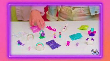 Polly Pocket Unicorn Party Play Set TV Spot, 'Surprises' - Thumbnail 4