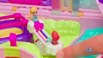 Polly Pocket Unicorn Party Play Set TV Spot, 'Surprises' - Thumbnail 6
