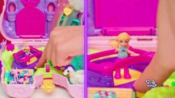 Polly Pocket Unicorn Party Play Set TV Spot, 'Surprises' - Thumbnail 8