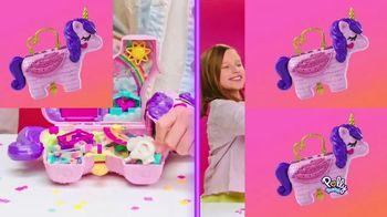Polly Pocket Unicorn Party Play Set TV Spot, 'Surprises' - Thumbnail 9