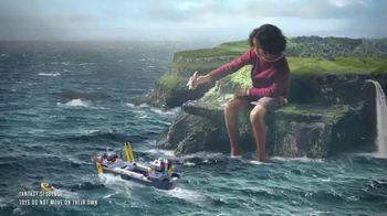 LEGO City Ocean Exploration TV Spot, 'Live Under the Sea'