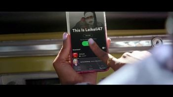 Spotify Premium TV Spot, 'Get the Family On' Song by Leikeli47 - Thumbnail 2