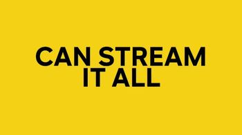 XFINITY TV Spot, 'Stream It All' - Thumbnail 3