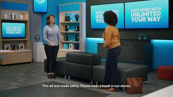 AT&T Wireless TV Spot, 'Unlimited Your Way: Lily Noise' - Thumbnail 1