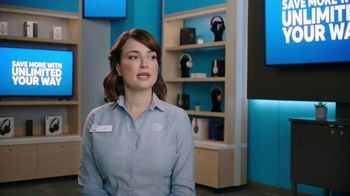 AT&T Wireless TV Spot, 'Unlimited Your Way: Lily Noise' - Thumbnail 4