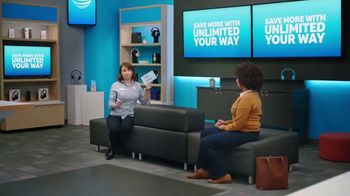 AT&T Wireless TV Spot, 'Unlimited Your Way: Lily Noise' - Thumbnail 8