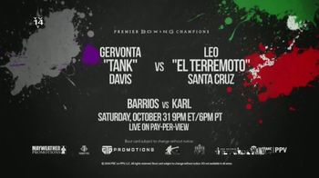 XFINITY On Demand TV Spot, 'Premier Boxing Champions: Davis vs. Santa Cruz' - Thumbnail 8