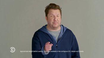 Wendy's Pretzel Bacon Pub Cheeseburger TV Spot, 'Comedy Central: Screen Test' Feat. Nick Swardson - Thumbnail 4