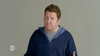 Wendy's Pretzel Bacon Pub Cheeseburger TV Spot, 'Comedy Central: Screen Test' Feat. Nick Swardson - Thumbnail 5