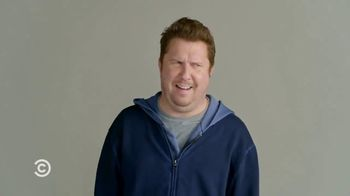 Wendy's Pretzel Bacon Pub Cheeseburger TV Spot, 'Comedy Central: Screen Test' Feat. Nick Swardson - Thumbnail 6