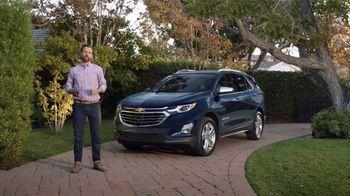 2020 Chevrolet Equinox TV Spot, 'How It Works' [T2] - Thumbnail 6