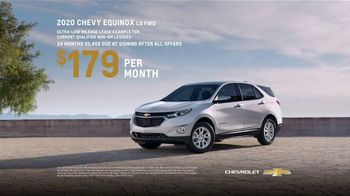 2020 Chevrolet Equinox TV Spot, 'How It Works' [T2] - Thumbnail 7