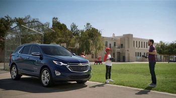 2020 Chevrolet Equinox TV Spot, 'How It Works' [T2] - 35 commercial airings