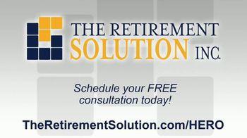The Retirement Solution Inc. TV Spot, 'Unnerving Times' - Thumbnail 7